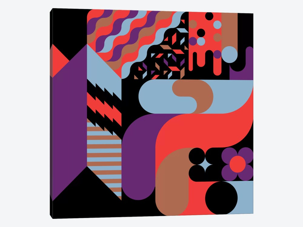 Note by Greg Mably 1-piece Canvas Wall Art