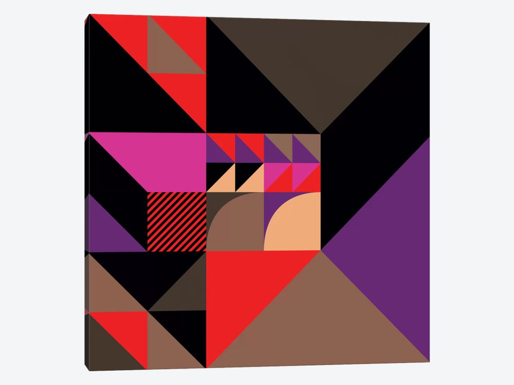 Pad by Greg Mably 1-piece Canvas Art Print