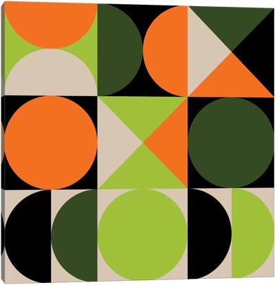 Tic-Toc I by Greg Mably Canvas Print