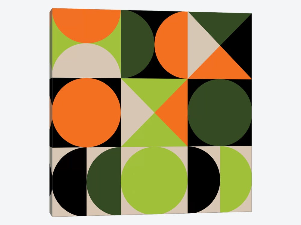 Tic-Toc I by Greg Mably 1-piece Canvas Print