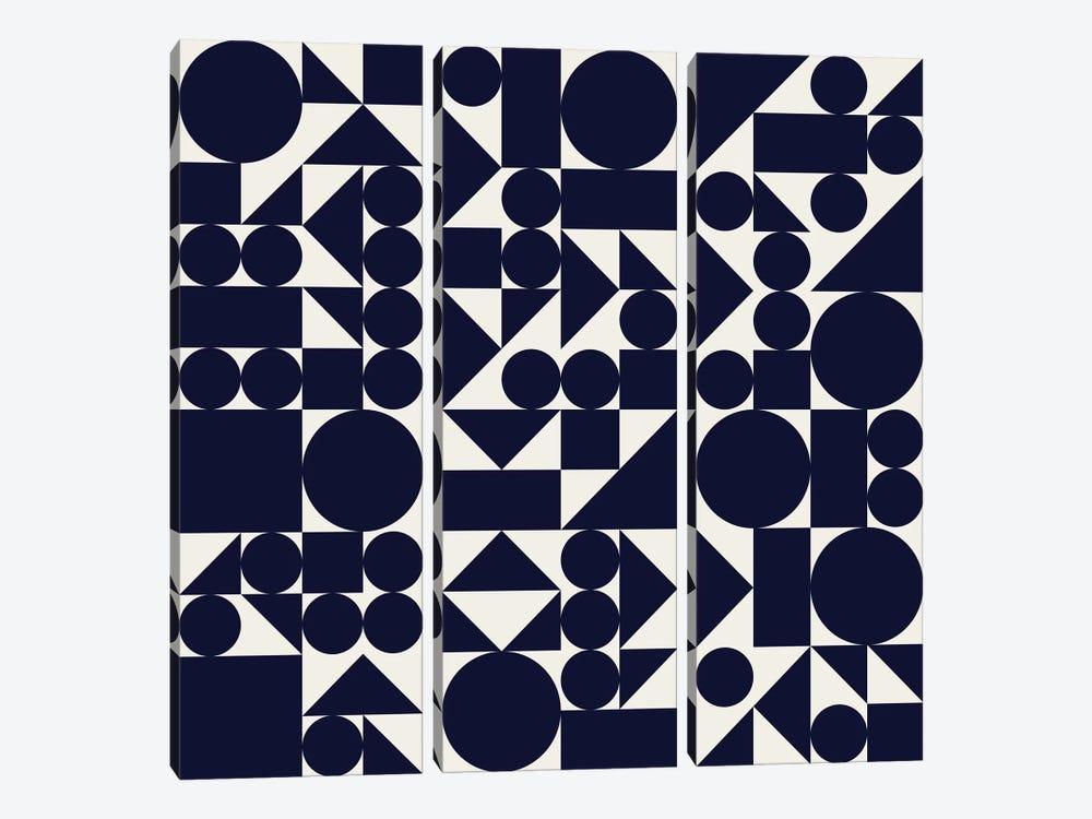 Block by Greg Mably 3-piece Art Print