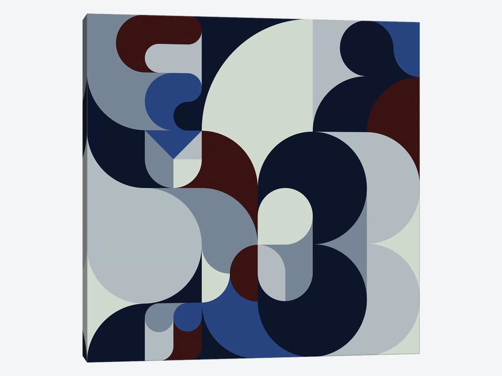 Bloom by Greg Mably 1-piece Canvas Print