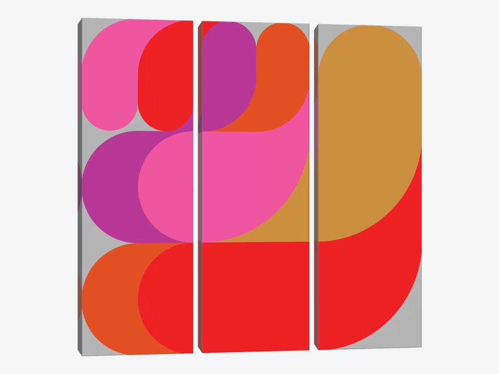 Drop by Greg Mably 3-piece Canvas Artwork