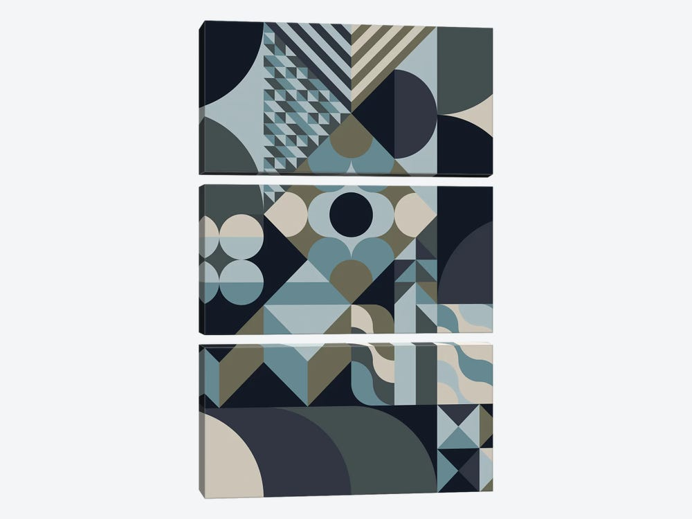 Frost by Greg Mably 3-piece Art Print