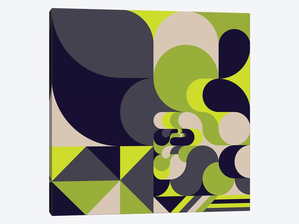 Moss by Greg Mably 1-piece Canvas Art