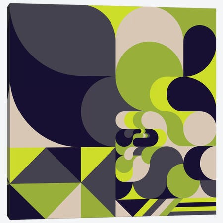 Moss Canvas Print #GMA83} by Greg Mably Canvas Print
