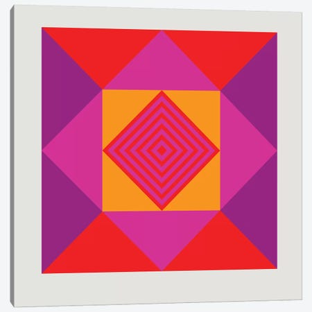 Point Canvas Print #GMA85} by Greg Mably Canvas Wall Art