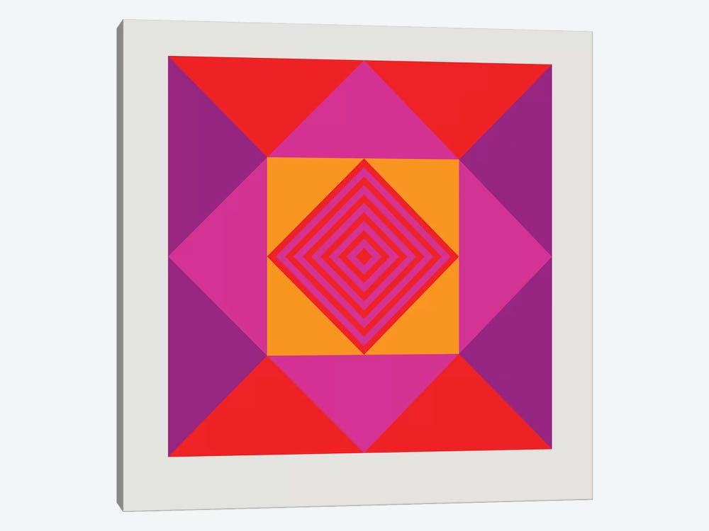 Point by Greg Mably 1-piece Canvas Artwork