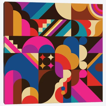 1967 Canvas Print #GMA87} by Greg Mably Canvas Artwork