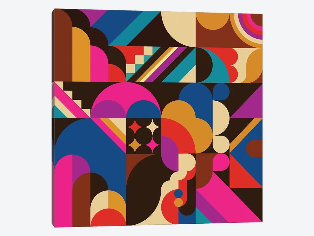 1967 by Greg Mably 1-piece Canvas Artwork