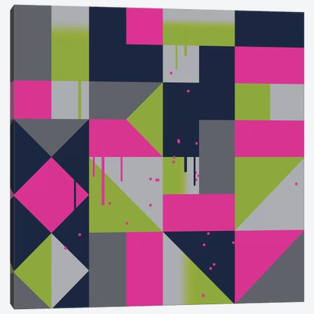 Eighty Canvas Print #GMA88} by Greg Mably Canvas Art Print
