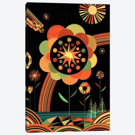 Joyscape Canvas Print #GMA8} by Greg Mably Canvas Art