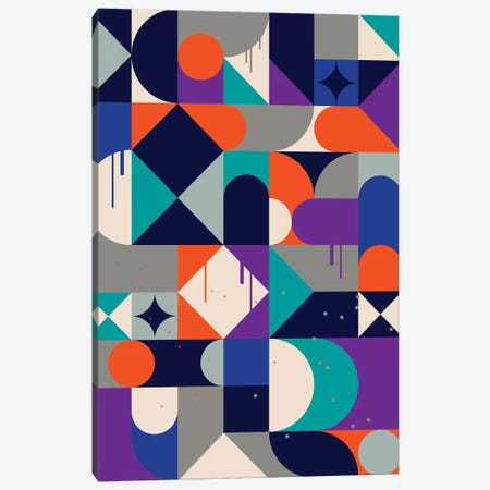 Reno Canvas Print #GMA93} by Greg Mably Canvas Art