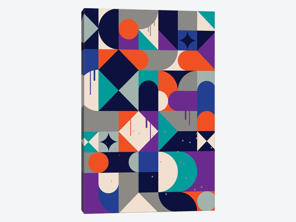 Reno by Greg Mably 1-piece Canvas Art Print