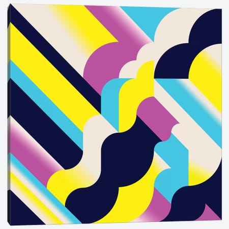 Tokyo Canvas Print #GMA94} by Greg Mably Canvas Print