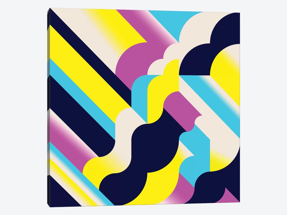 Tokyo by Greg Mably 1-piece Canvas Artwork