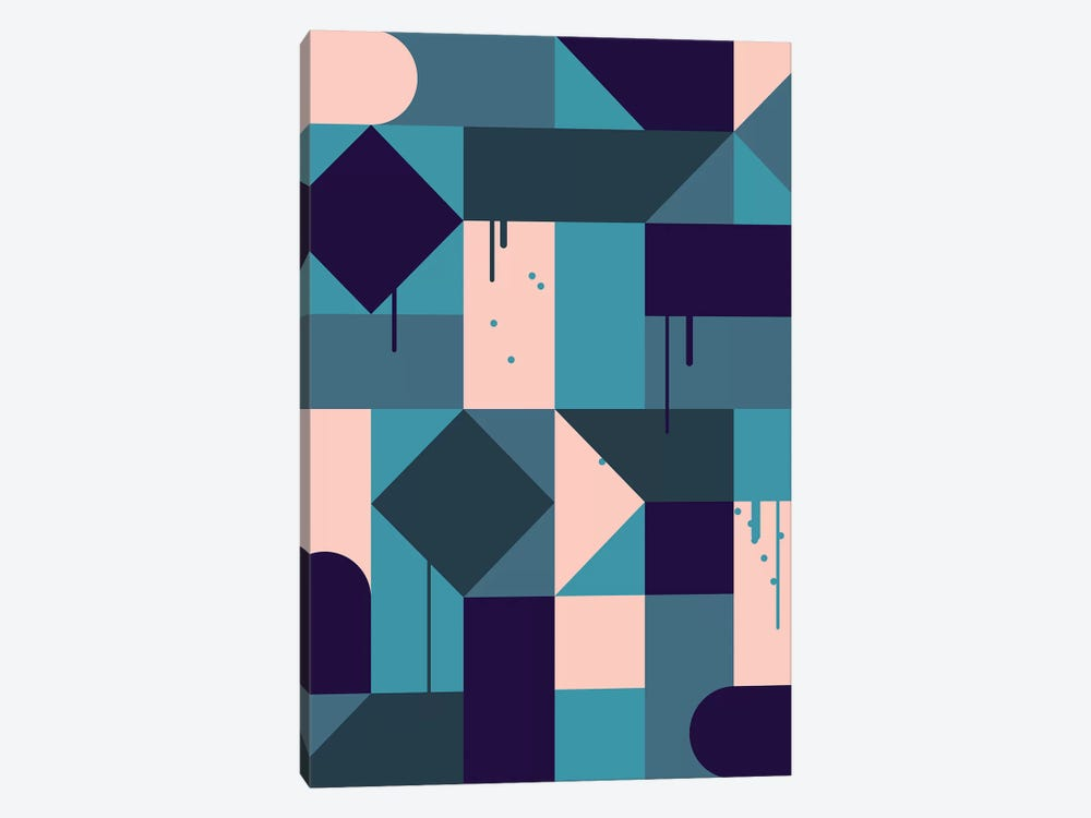 Villa by Greg Mably 1-piece Canvas Art Print