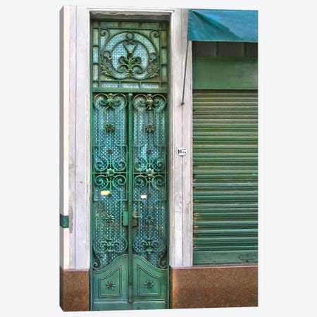 Doors Abroad I Canvas Print #GMI25} by Golie Miamee Canvas Wall Art