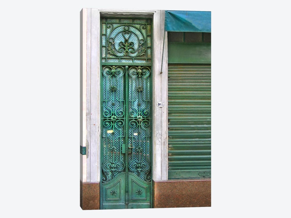 Doors Abroad I by Golie Miamee 1-piece Art Print