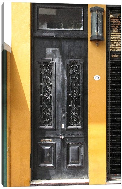 Doors Abroad II Canvas Art Print
