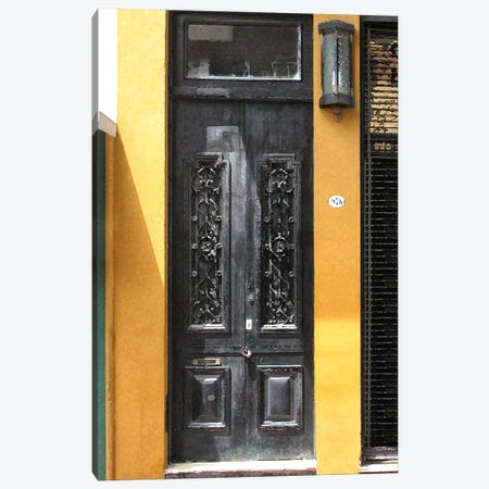 Doors Abroad II Canvas Print #GMI26} by Golie Miamee Canvas Art
