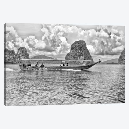 Exotic Waters III Canvas Print #GMI32} by Golie Miamee Canvas Wall Art