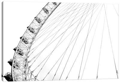 Spinning Wheel I Canvas Art Print