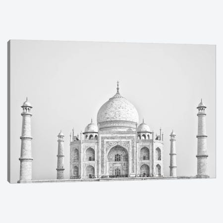 Taj Mahal I Canvas Print #GMI44} by Golie Miamee Canvas Art