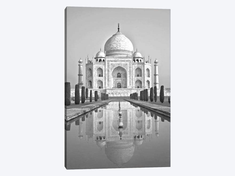 Taj Mahal II by Golie Miamee 1-piece Canvas Art Print