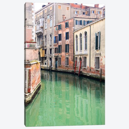 Venice View I Canvas Print #GMI49} by Golie Miamee Canvas Art Print