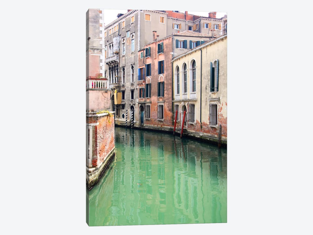 Venice View I by Golie Miamee 1-piece Canvas Art Print