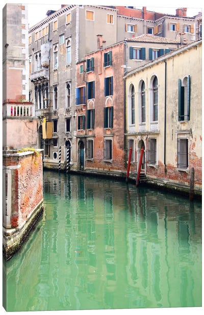 Venice View I Canvas Art Print