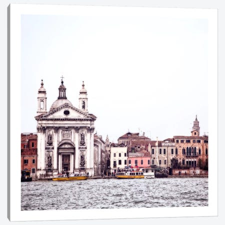 Venice View III Canvas Print #GMI51} by Golie Miamee Canvas Art