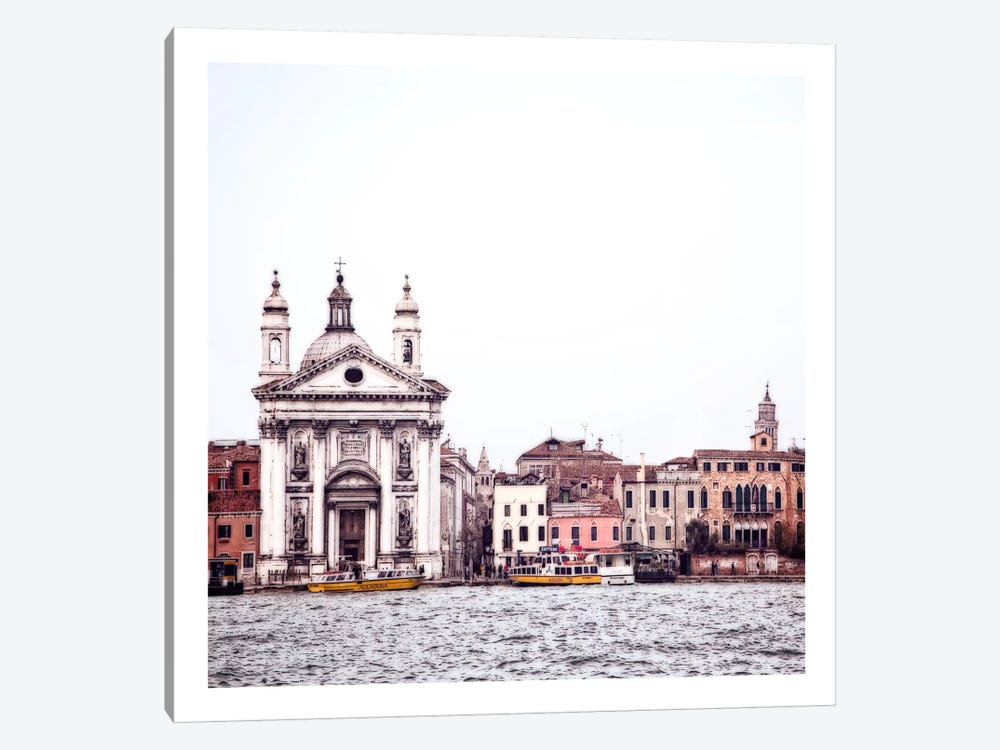 Venice View III by Golie Miamee 1-piece Canvas Artwork