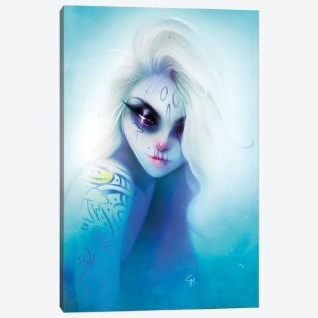 Voodoonga Canvas Print #GMT11} by Gianluca Mattia Canvas Art Print