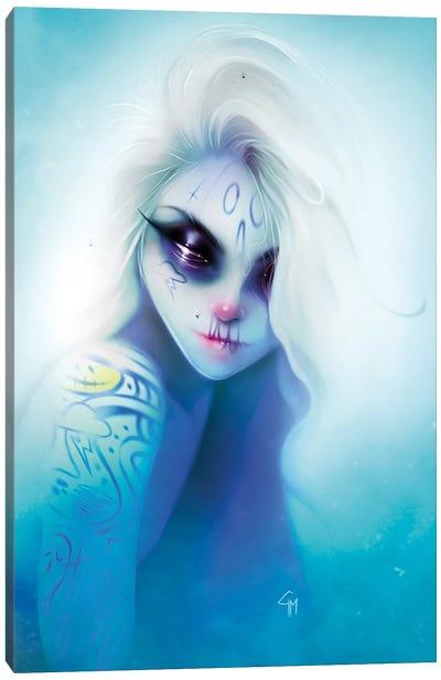 Voodoonga Canvas Art Print