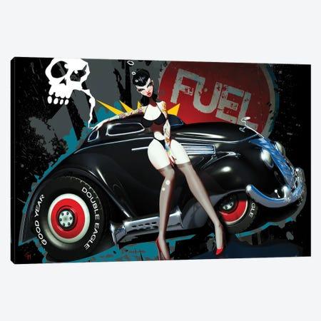 Fuel Canvas Print #GMT2} by Gianluca Mattia Canvas Art