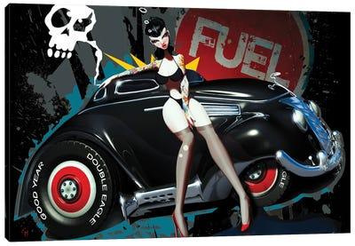 Fuel Canvas Art Print