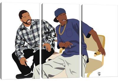 Friday Canvas Art Print