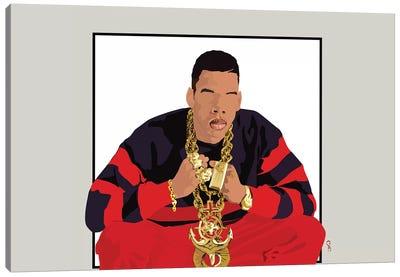 Jay-Z - I Will Not Lose Canvas Art Print