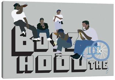 Boyz N The Hood Canvas Art Print
