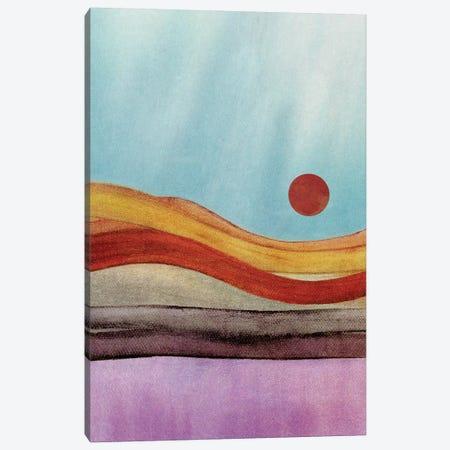 Trippy Landscape VIII Canvas Print #GNZ101} by Marco Gonzalez Canvas Artwork