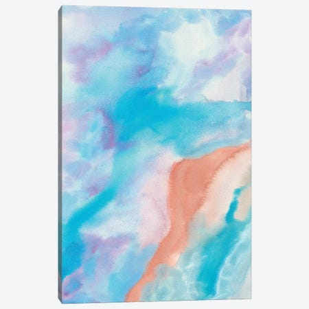 Abstract X Canvas Print #GNZ10} by Marco Gonzalez Canvas Art Print