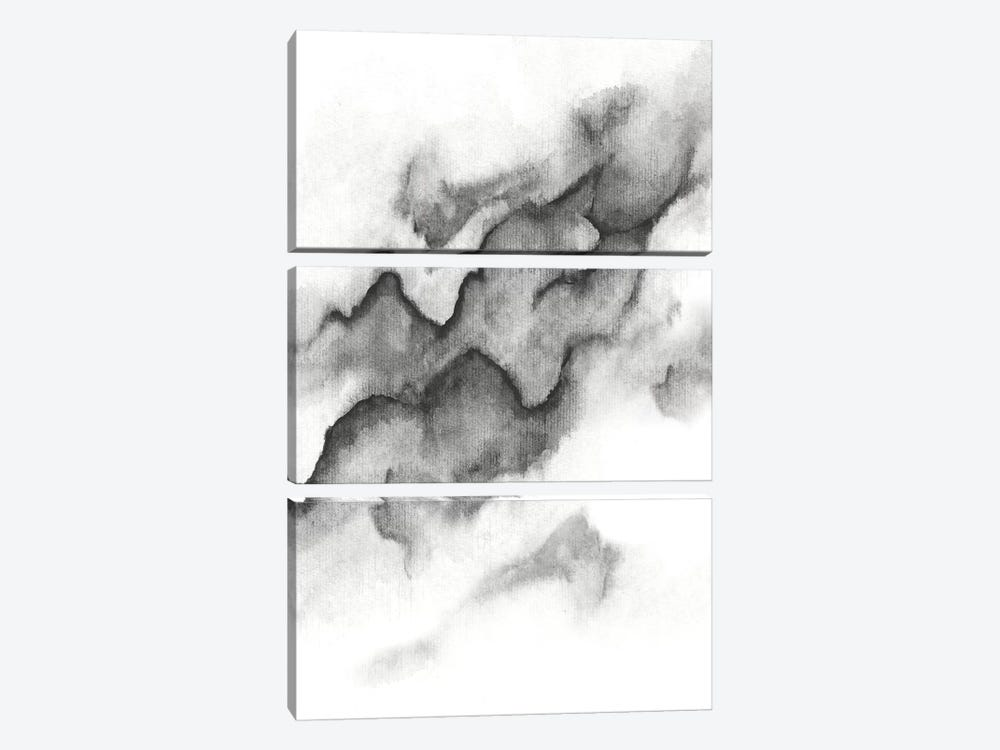 Abstract XI by Marco Gonzalez 3-piece Canvas Art Print
