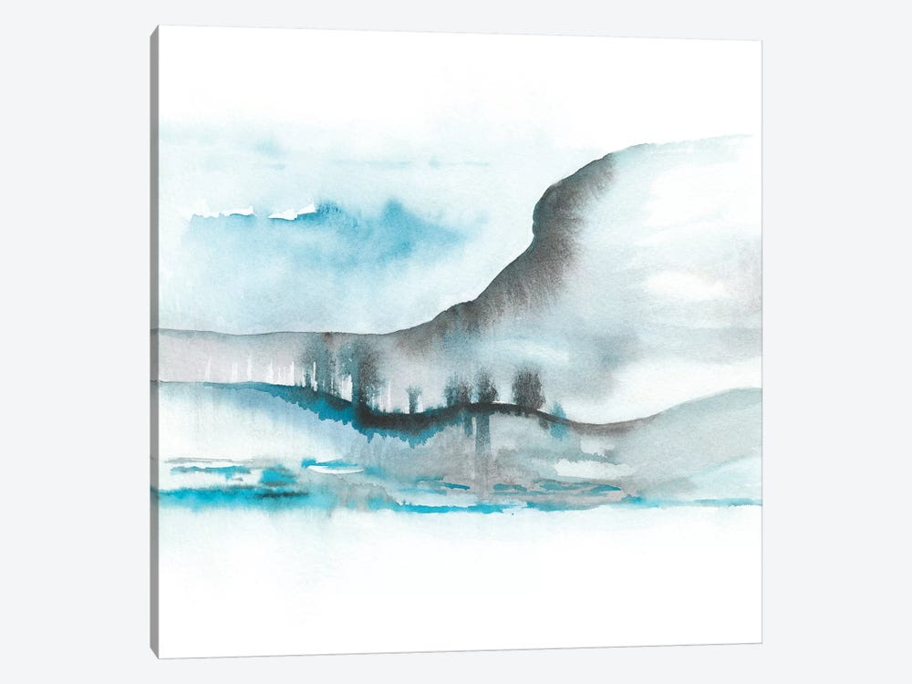 Abstract XIV by Marco Gonzalez 1-piece Canvas Wall Art