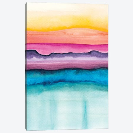 Abstract XVI Canvas Print #GNZ16} by Marco Gonzalez Canvas Wall Art