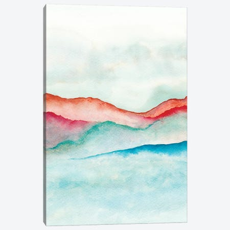 Abstract XIX Canvas Print #GNZ19} by Marco Gonzalez Canvas Art Print