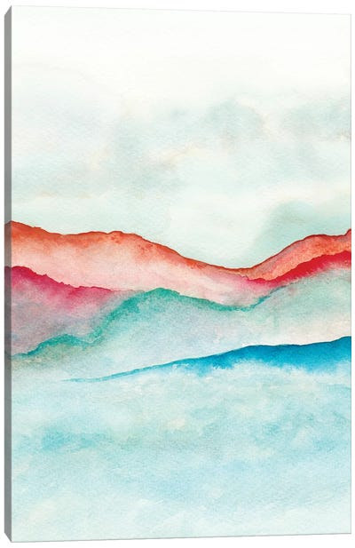 Abstract XIX Canvas Art Print