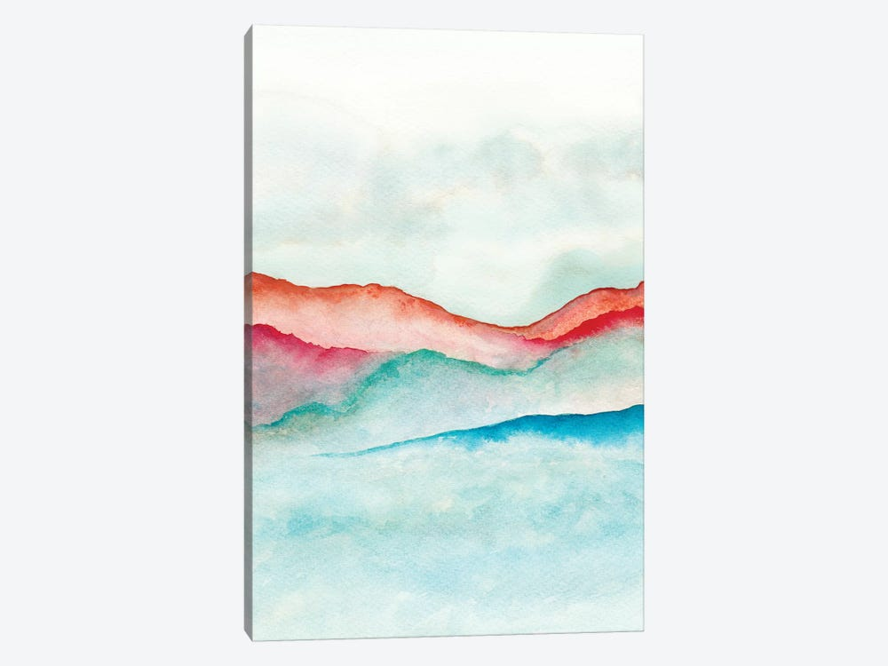 Abstract XIX by Marco Gonzalez 1-piece Canvas Print