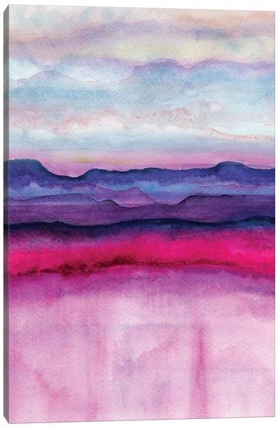 Abstract XX Canvas Art Print